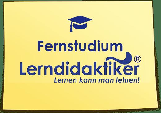 Lerndidaktiker Ausbildung